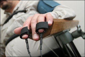 The U.S. has strict guidelines governing the use of the polygraph with employees.