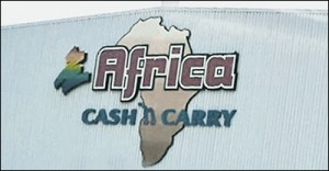 Africa Cash 'n Carry, a warehouse-style business in southern Johannesburg that sells 15,000 products from cosmetics to electronics, has had its assets frozen while officials investigate bribery allegations.