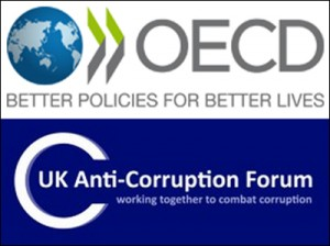 Representatives from United Kingdom's Anti-Corruption Forum and the OECD recently met to discuss the ratification Peru made of the OECD Anti-Bribery Convention.