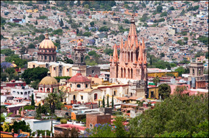 The purpose of the four community centers in San Miguel, Mexico, is to promote values, the arts and trades for its residents. However, only two are in operation and at least one of them is mired in alleged corruption.