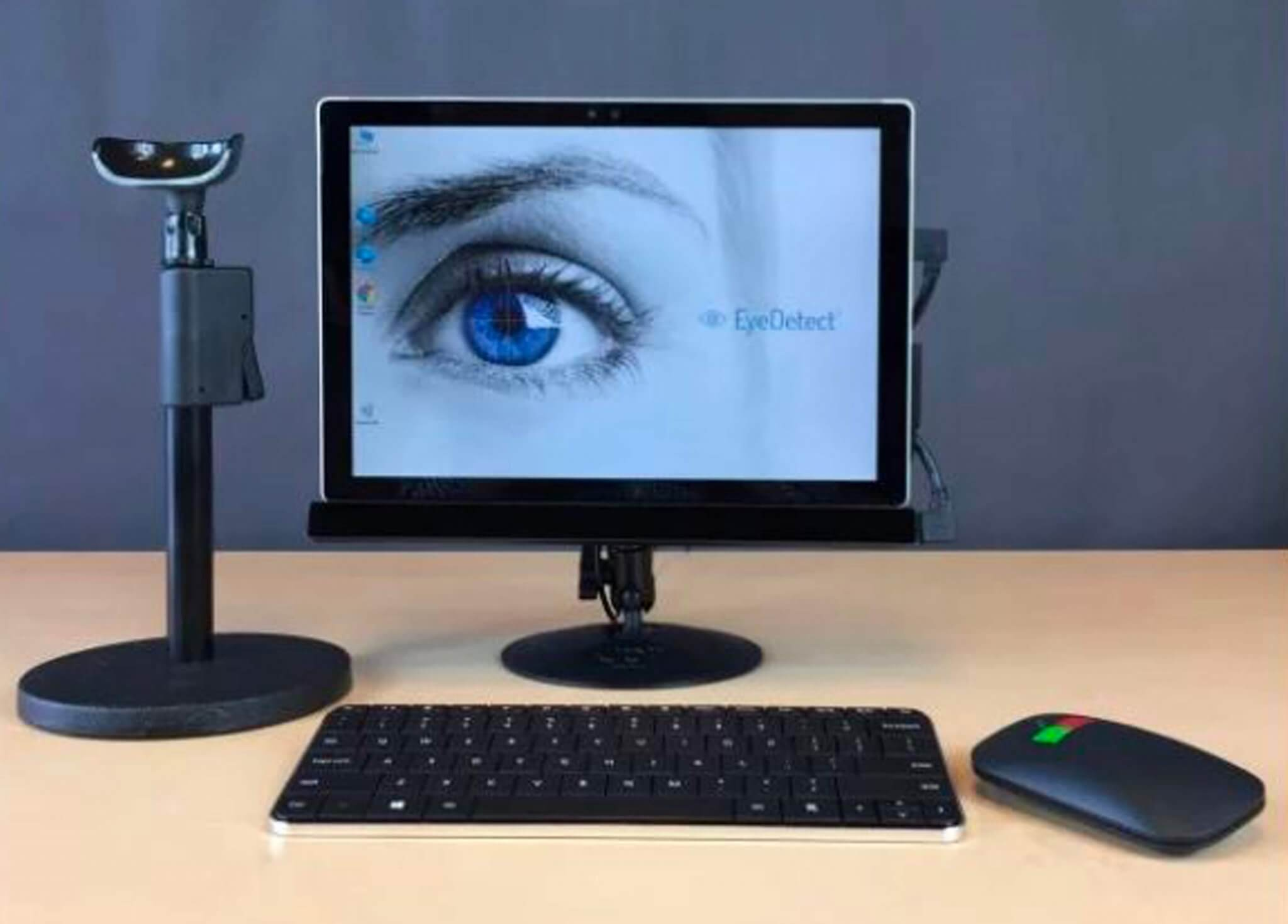 Lie Detector Solution: EyeDetect Computer Station