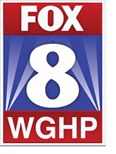 20171114 WGHP-TV FOX 8 logo 150px – Greensboro, NC WhiteSpace