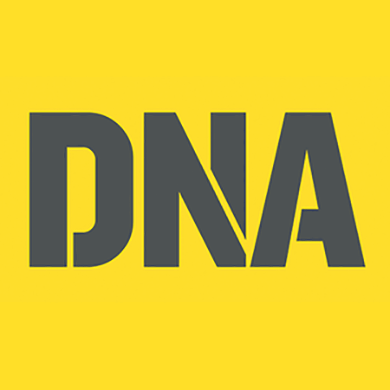 20180118 DNA logo 300dpi – Mumbai, India