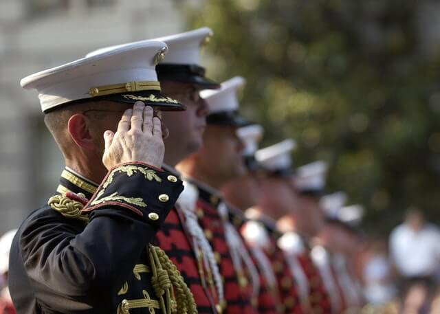 What is the harm in stretching the truth about your military service?.