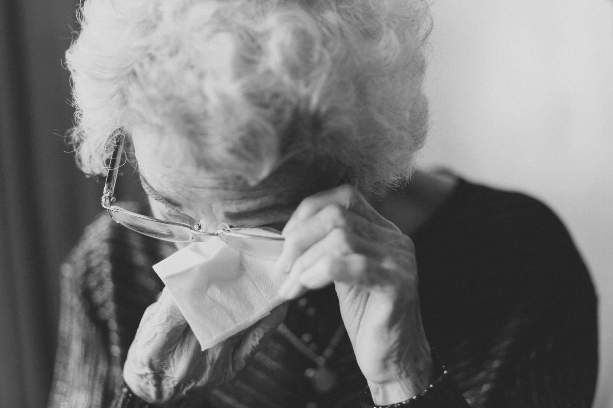 An Elderly Woman Fooled by Scammers, and Loses Nearly Her Entire Life Savings