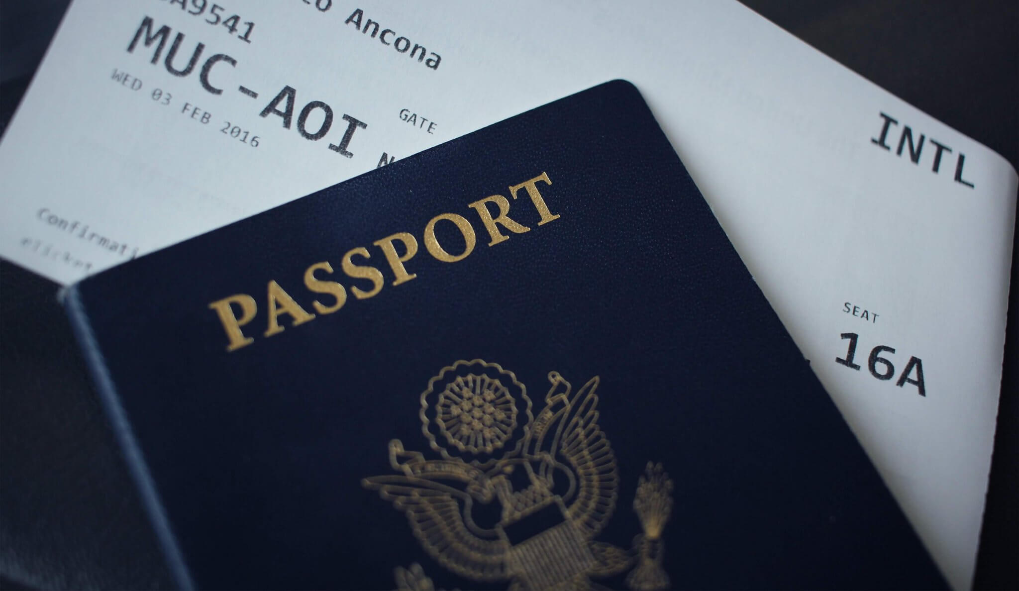 Would you ever purchase a fake passport?